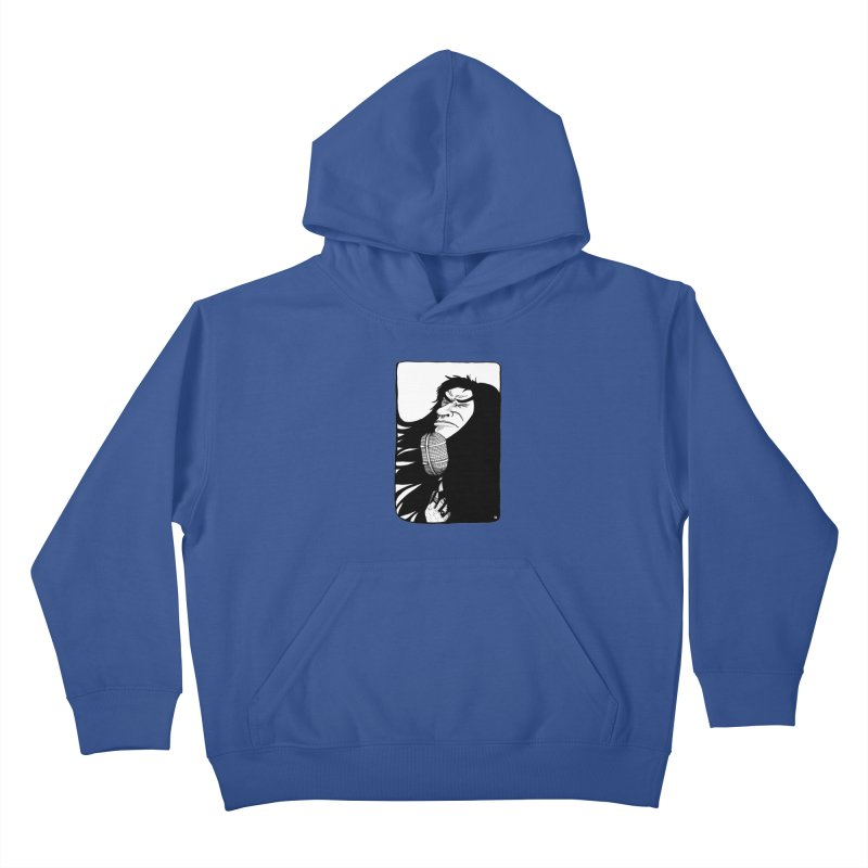 Star Kids Pullover Hoody by leegrace.com