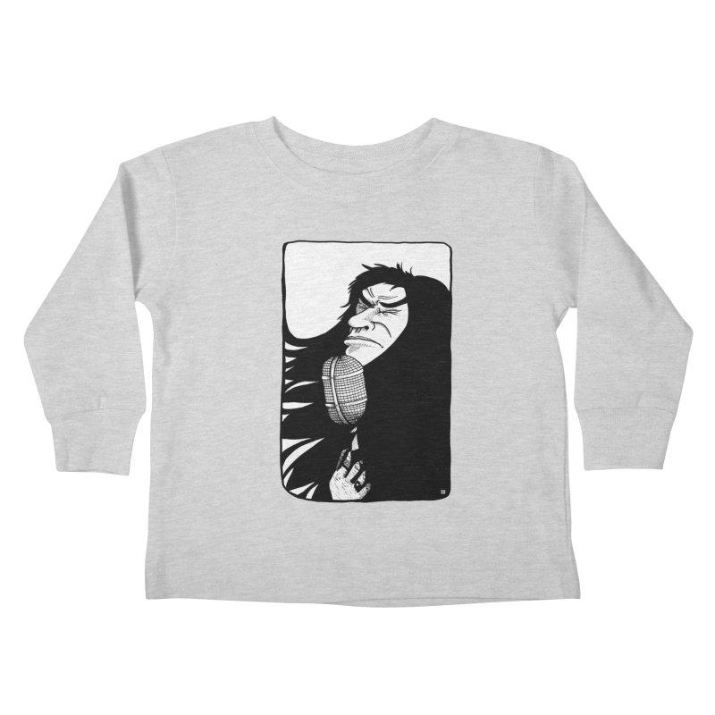 Star Kids Toddler Longsleeve T-Shirt by leegrace.com