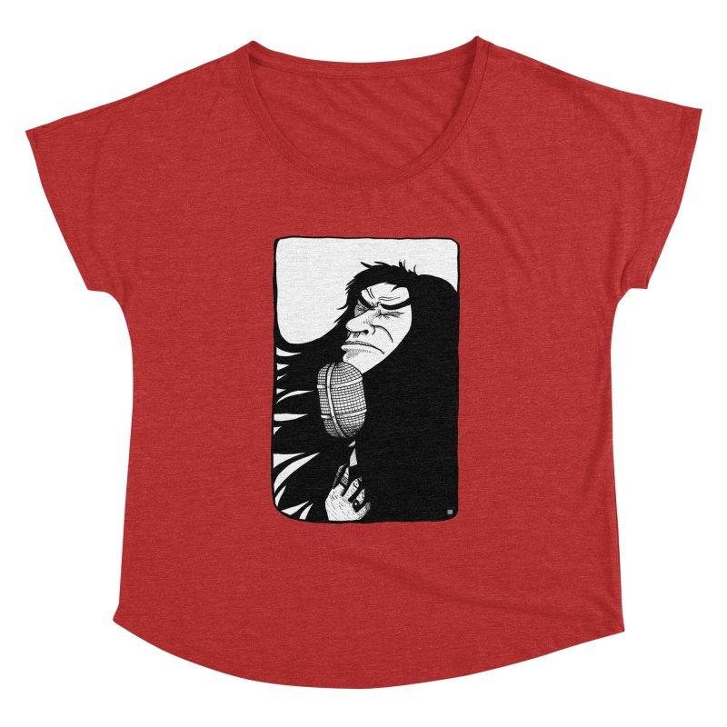 Star Women's Dolman Scoop Neck by leegrace.com