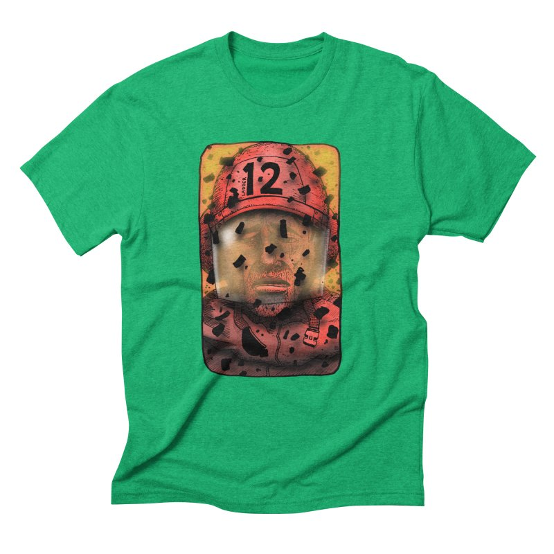Exhausted Men's Triblend T-Shirt by leegrace.com