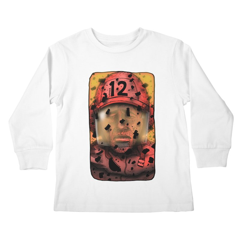Exhausted Kids Longsleeve T-Shirt by leegrace.com