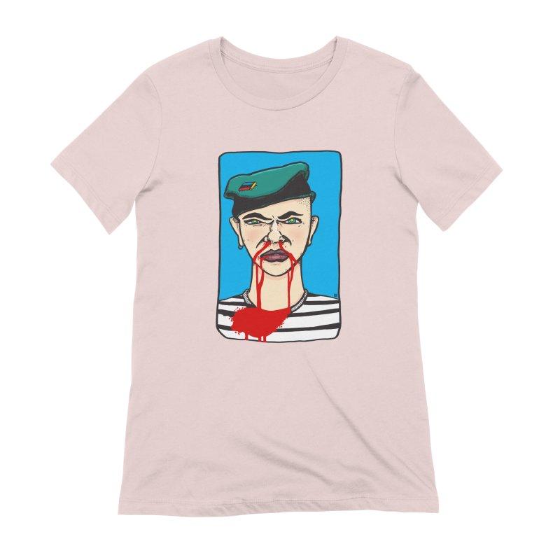 Flowing Women's Extra Soft T-Shirt by leegrace.com