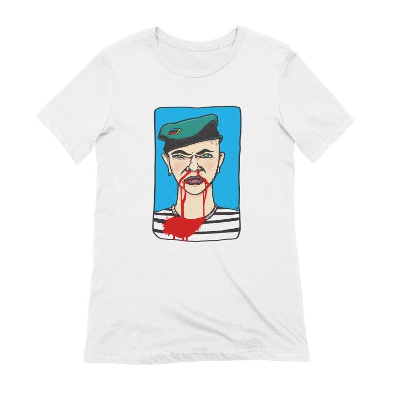 Flowing Women's T-Shirt by leegrace.com