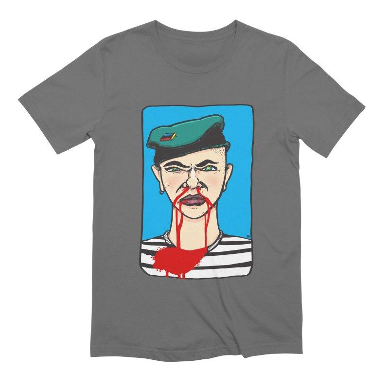 Flowing Men's T-Shirt by leegrace.com