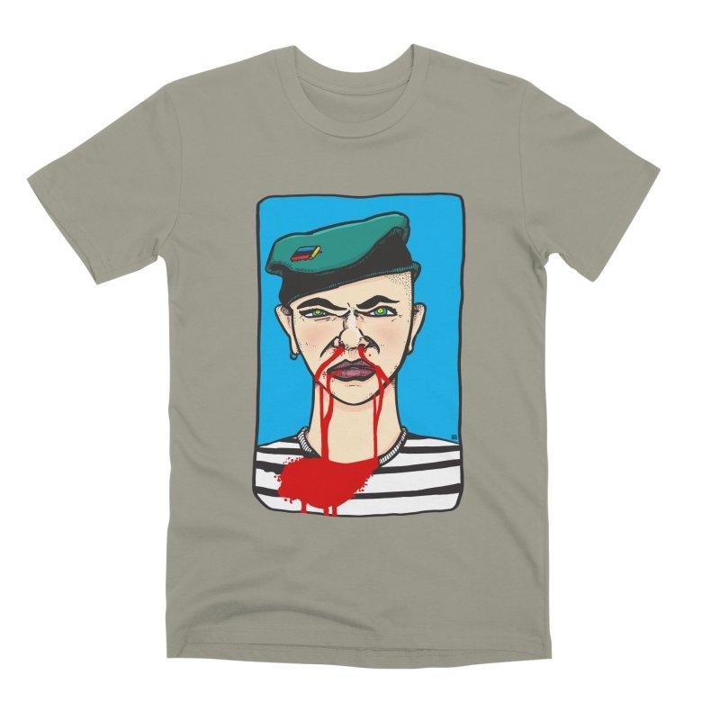 Flowing Men's Premium T-Shirt by leegrace.com