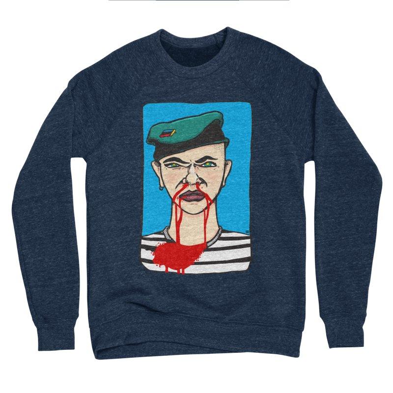 Flowing Men's Sponge Fleece Sweatshirt by leegrace.com