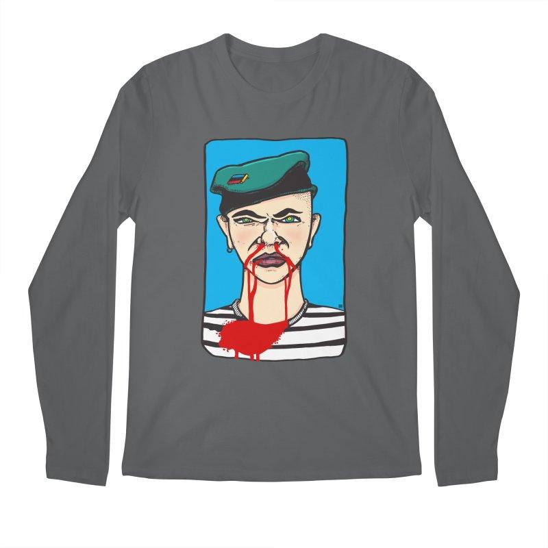Flowing Men's Longsleeve T-Shirt by leegrace.com
