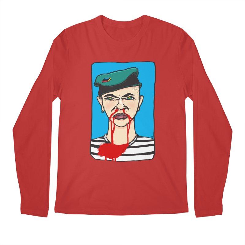 Flowing Men's Regular Longsleeve T-Shirt by leegrace.com