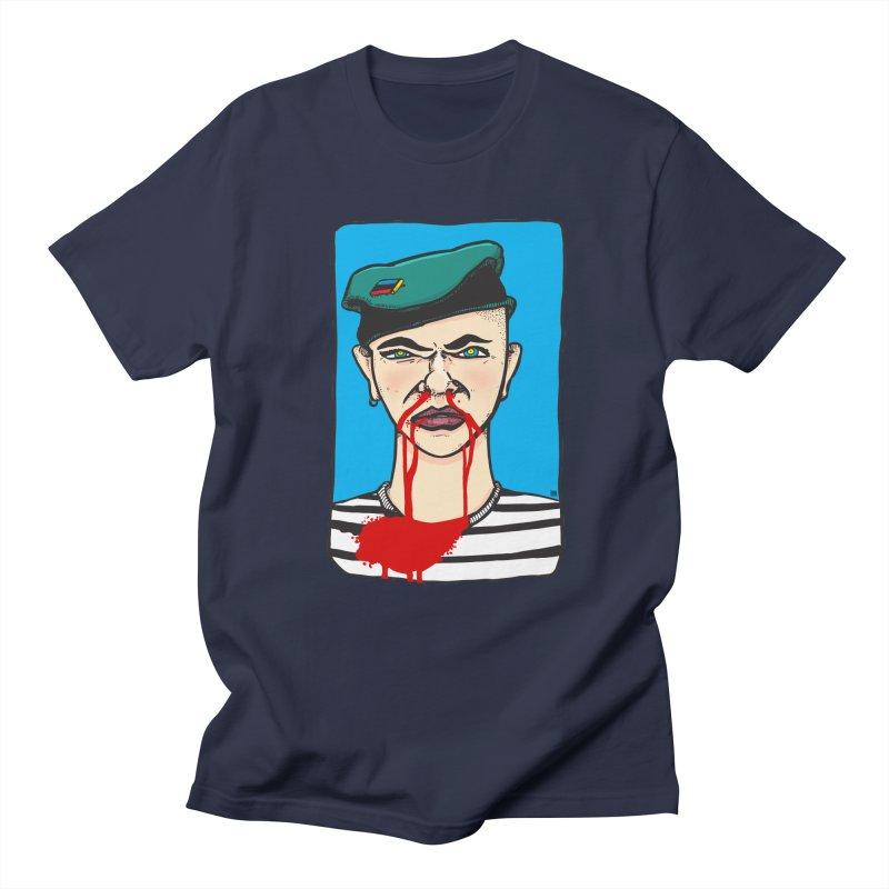 Flowing Men's Regular T-Shirt by leegrace.com