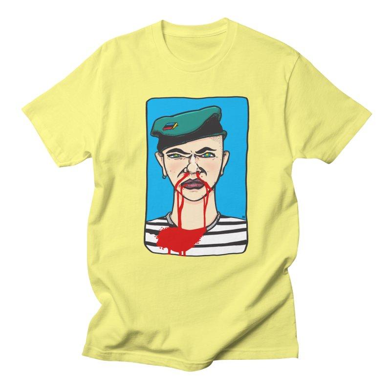 Flowing Women's Regular Unisex T-Shirt by leegrace.com