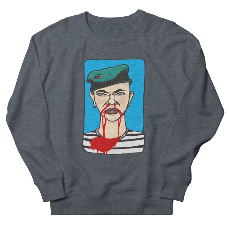 Flowing Women's French Terry Sweatshirt by leegrace.com