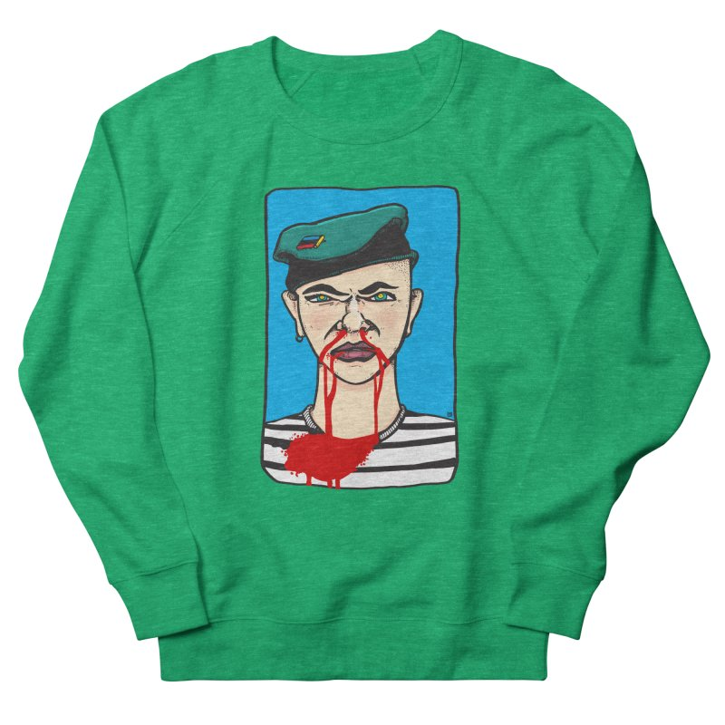 Flowing Men's French Terry Sweatshirt by leegrace.com