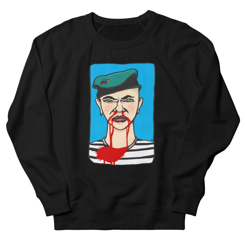 Flowing Men's French Terry Sweatshirt by leegrace.com