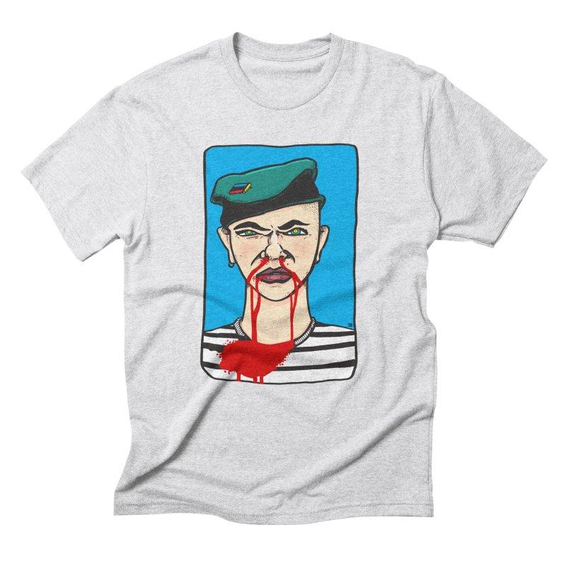 Flowing Men's Triblend T-Shirt by leegrace.com