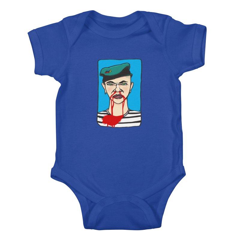 Flowing Kids Baby Bodysuit by leegrace.com