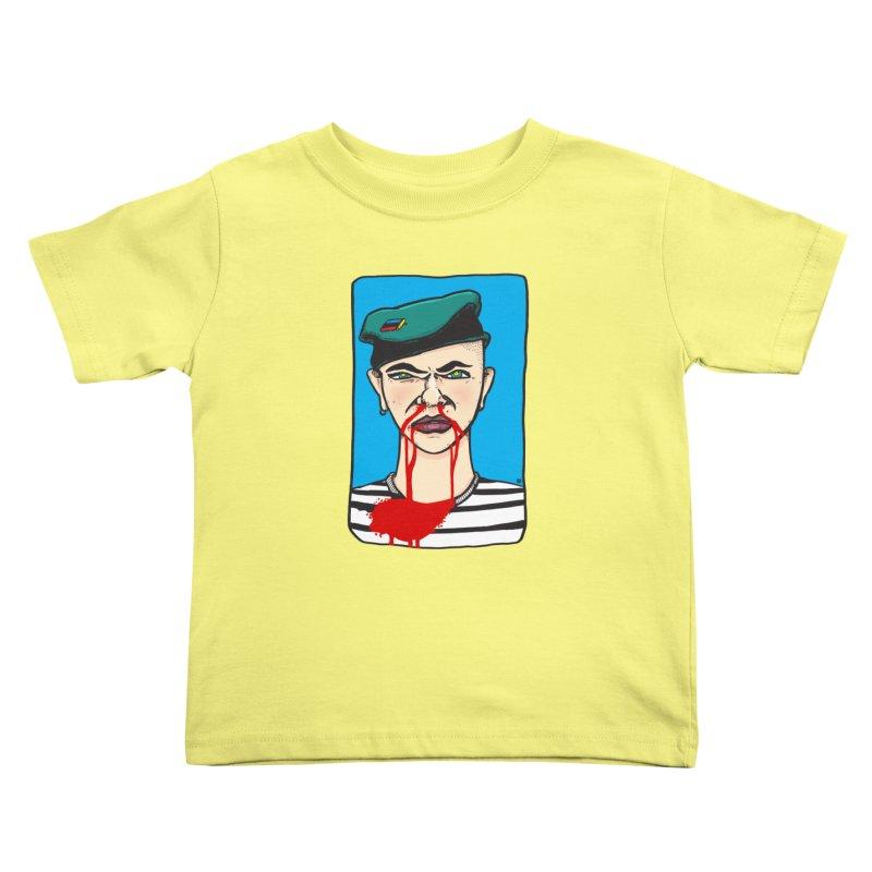Flowing Kids Toddler T-Shirt by leegrace.com