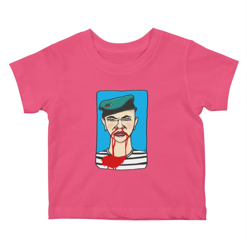 Flowing Kids Baby T-Shirt by leegrace.com