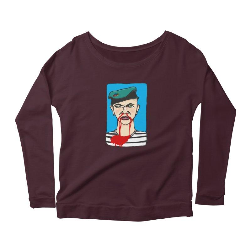 Flowing Women's Longsleeve T-Shirt by leegrace.com
