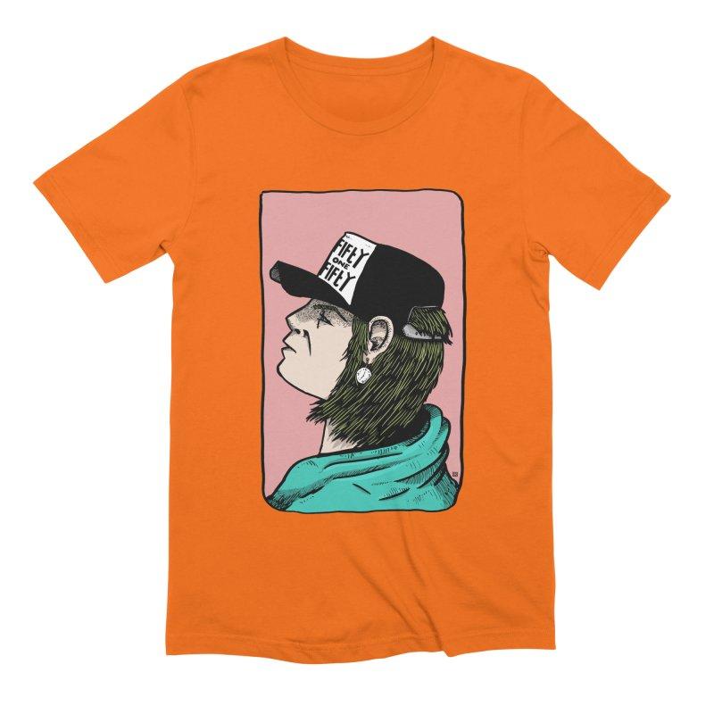 Clock Men's Extra Soft T-Shirt by leegrace.com