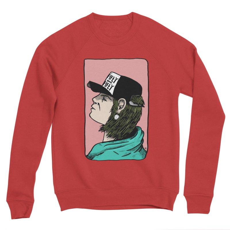 Clock Women's Sponge Fleece Sweatshirt by leegrace.com
