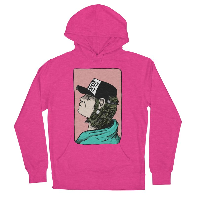 Clock Women's French Terry Pullover Hoody by leegrace.com