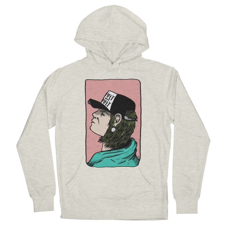 Clock Men's French Terry Pullover Hoody by leegrace.com