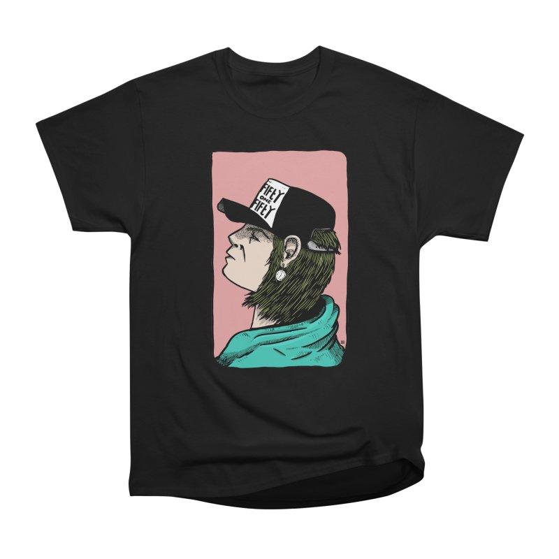 Clock Women's Heavyweight Unisex T-Shirt by leegrace.com