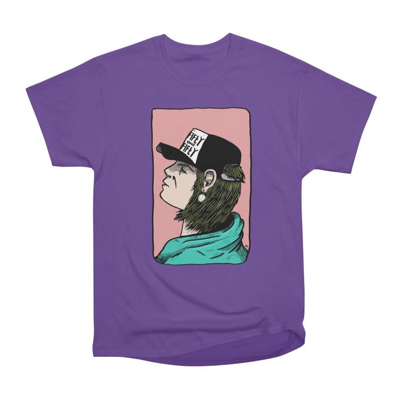 Clock Men's Heavyweight T-Shirt by leegrace.com