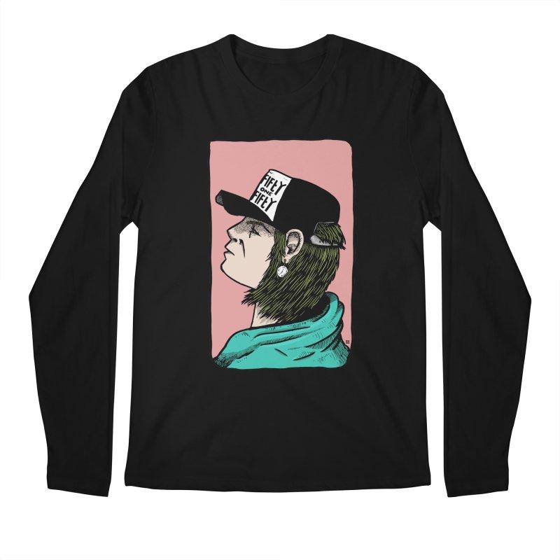Clock Men's Regular Longsleeve T-Shirt by leegrace.com