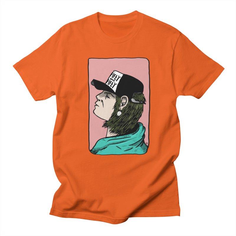 Clock Women's Regular Unisex T-Shirt by leegrace.com