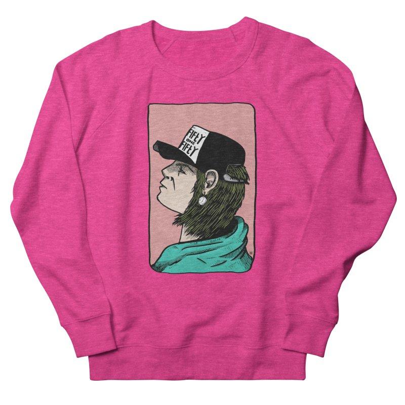Clock Women's French Terry Sweatshirt by leegrace.com