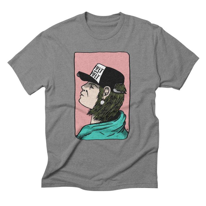 Clock Men's Triblend T-Shirt by leegrace.com