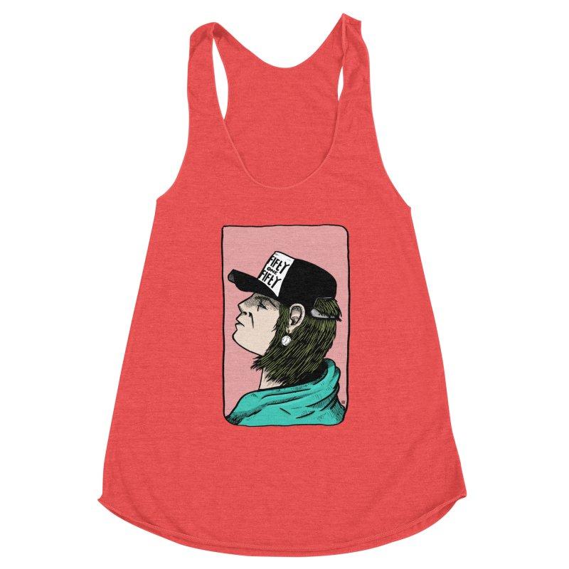 Clock Women's Tank by leegrace.com