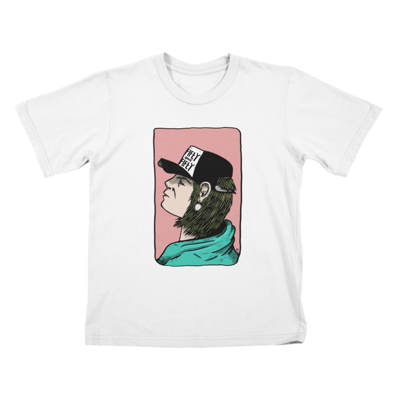 Clock Kids T-Shirt by leegrace.com