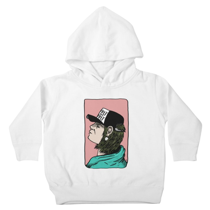 Clock Kids Toddler Pullover Hoody by leegrace.com
