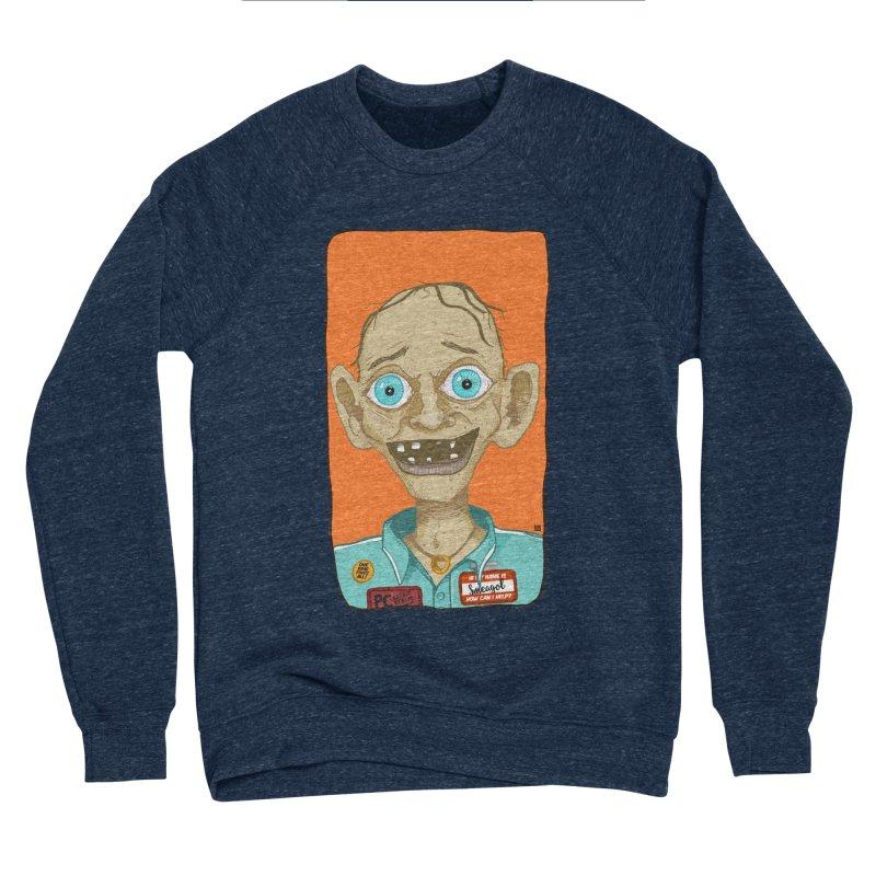 Precious Men's Sponge Fleece Sweatshirt by leegrace.com