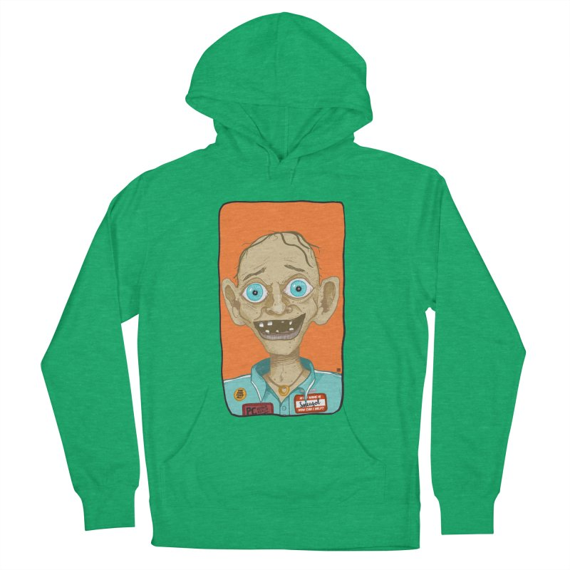 Precious Men's French Terry Pullover Hoody by leegrace.com