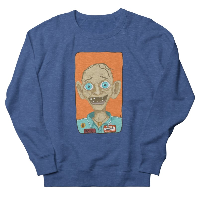 Precious Men's French Terry Sweatshirt by leegrace.com