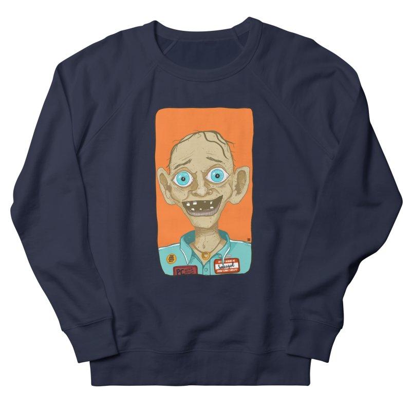 Precious Men's French Terry Sweatshirt by leegrace.com
