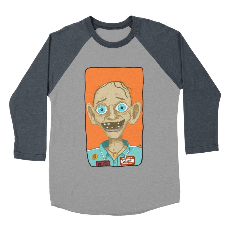 Precious Women's Baseball Triblend Longsleeve T-Shirt by leegrace.com