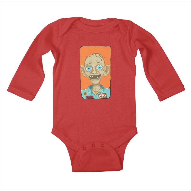 Precious Kids Baby Longsleeve Bodysuit by leegrace.com