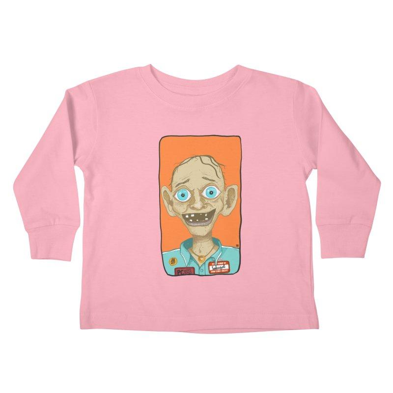 Precious Kids Toddler Longsleeve T-Shirt by leegrace.com