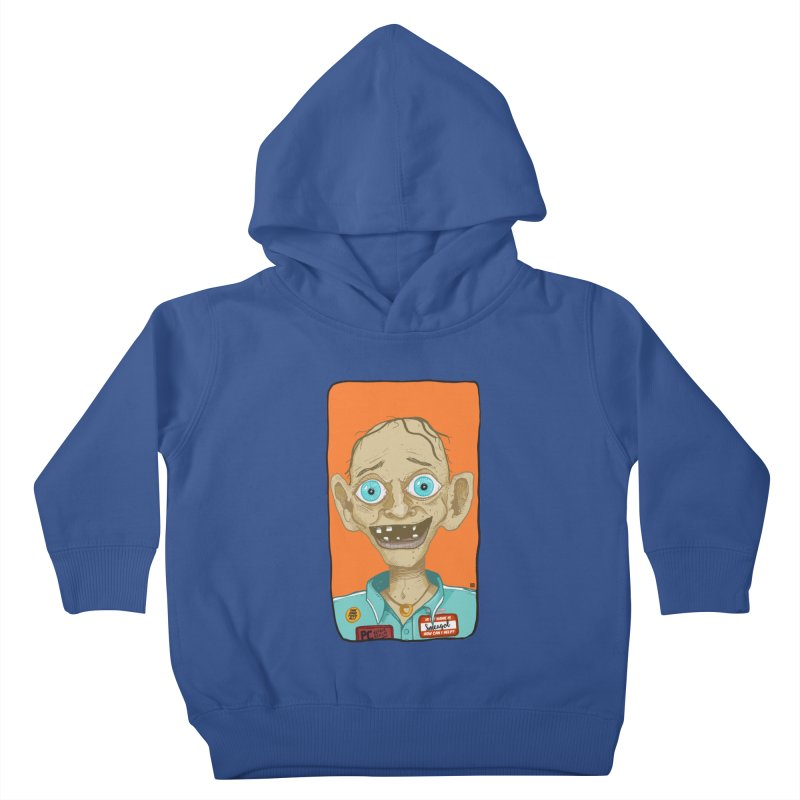 Precious Kids Toddler Pullover Hoody by leegrace.com