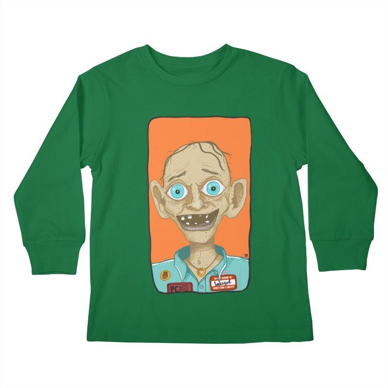 Precious Kids Longsleeve T-Shirt by leegrace.com