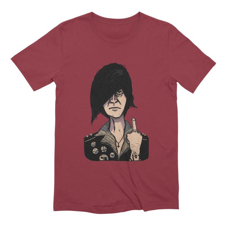 F Off Men's T-Shirt by leegrace.com