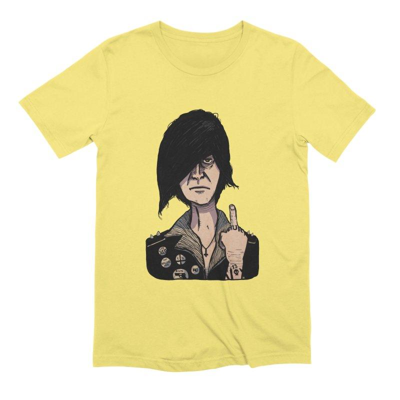 F Off Men's Extra Soft T-Shirt by leegrace.com