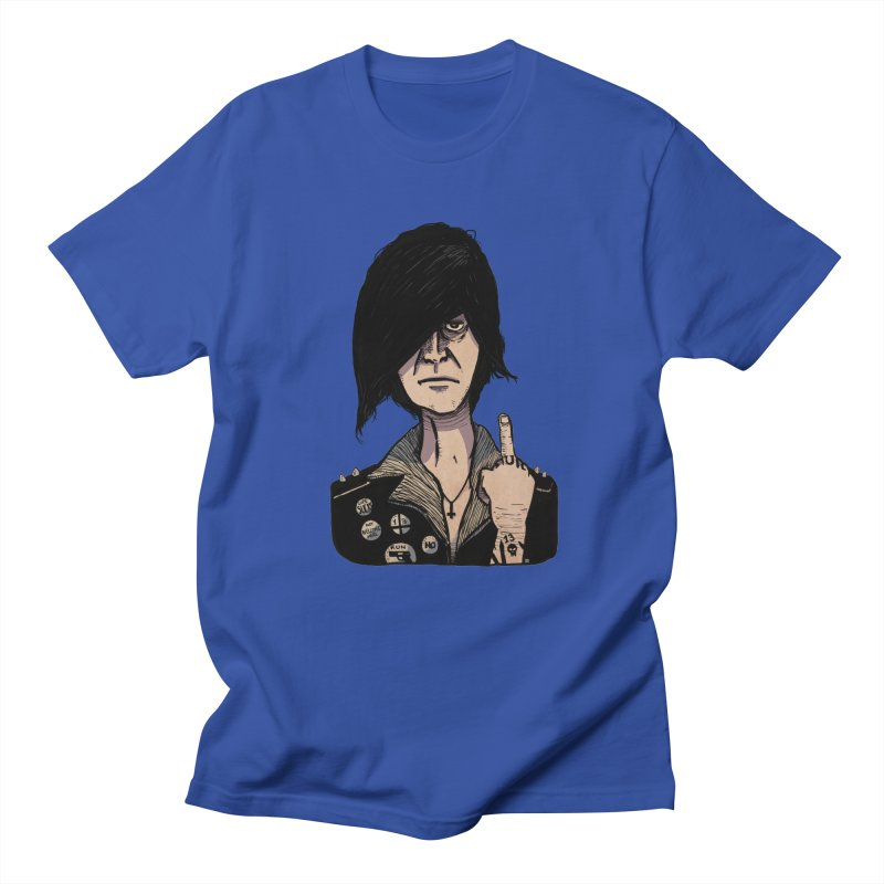 F Off Men's Regular T-Shirt by leegrace.com