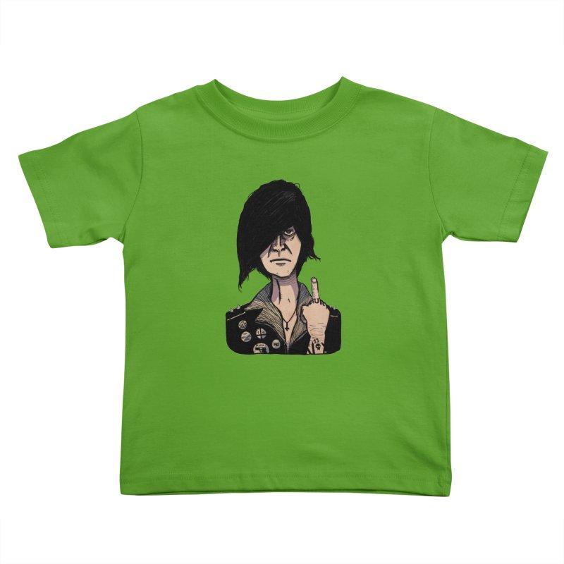 F Off Kids Toddler T-Shirt by leegrace.com