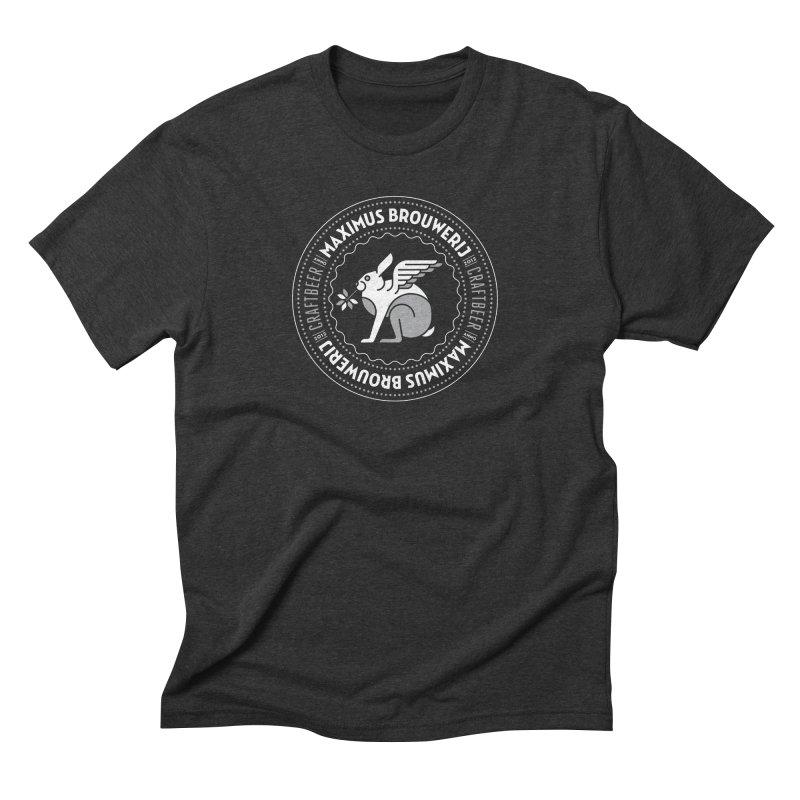Arcticus Maximus Brouwerij Men's Triblend T-Shirt by leffegoldstein's Artist Shop