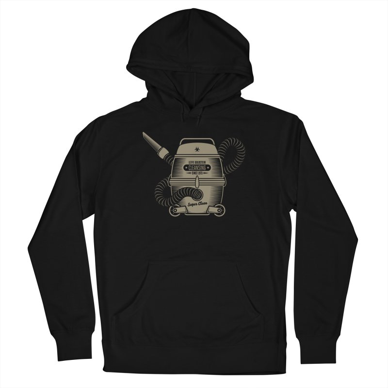 Cleansing Men's Pullover Hoody by leffegoldstein's Artist Shop